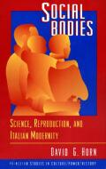 Social Bodies Cover