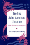 Reading Asian American Literature Cover