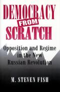 Democracy from Scratch Cover