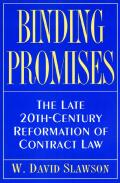 Binding Promises Cover