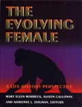 The Evolving Female Cover