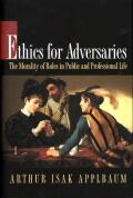 Ethics for Adversaries Cover
