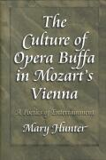 The Culture of Opera Buffa in Mozart's Vienna Cover