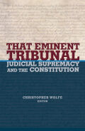 That Eminent Tribunal Cover