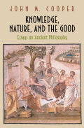 Knowledge, Nature, and the Good Cover