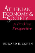 Athenian Economy and Society Cover