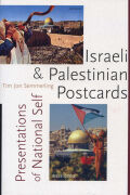 Israeli and Palestinian Postcards cover