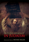 Law, Politics, and Morality in Judaism Cover