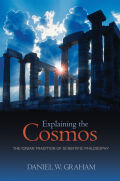 Explaining the Cosmos Cover