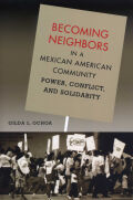 Becoming Neighbors in a Mexican American Community Cover