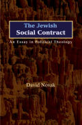 The Jewish Social Contract cover