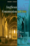 Anglican Communion in Crisis Cover
