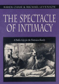 The Spectacle of Intimacy Cover