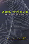 Digital Formations Cover