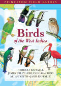 Birds of the West Indies Cover