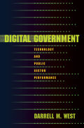 Digital Government Cover