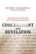 Concealment and Revelation Cover
