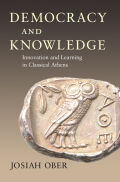 Democracy and Knowledge Cover