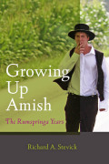 Growing Up Amish Cover