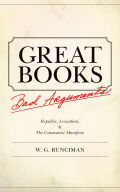 Great Books, Bad Arguments Cover