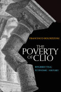 The Poverty of Clio Cover