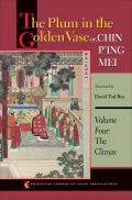 The Plum in the Golden Vase or, Chin P'ing Mei, Volume Four Cover