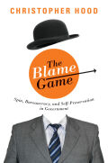 The Blame Game Cover