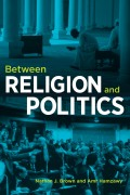 Between Religion and Politics Cover