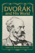 Dvorak and His World Cover
