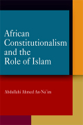 African Constitutionalism and the Role of Islam Cover