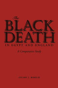 The Black Death in Egypt and England Cover
