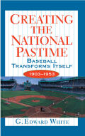 Creating the National Pastime Cover