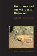 Hormones and Animal Social Behavior Cover