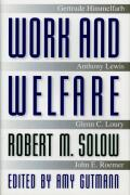 Work and Welfare Cover