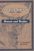 Arkansas, 1800–1860 Cover