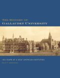 The History of Gallaudet University Cover