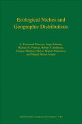 Ecological Niches and Geographic Distributions (MPB-49) Cover