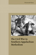 The Civil War in Southern Appalachian Methodism Cover