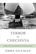 Terror in Chechnya cover
