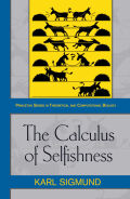 The Calculus of Selfishness Cover