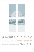 Oranges and Snow Cover