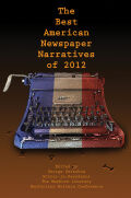 The Best American Newspaper Narratives of 2012 Cover