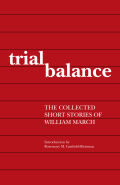 Trial Balance Cover