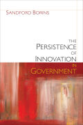 The Persistence of Innovation in Government Cover