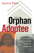From Orphan to Adoptee Cover