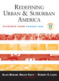 Redefining Urban and Suburban America Cover