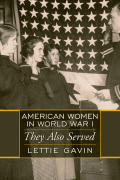 American Women in World War I Cover