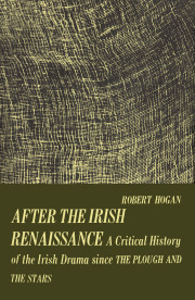 After the Irish Renaissance