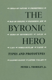 The Byronic Hero