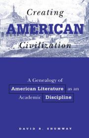 Creating American Civilization